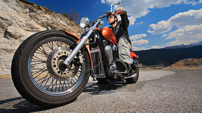 Motorcycle Insurance Coverage California