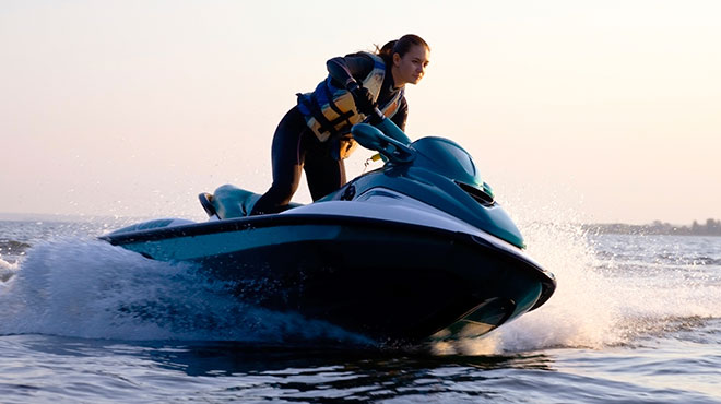 Jet Ski & Watercraft Insurance California