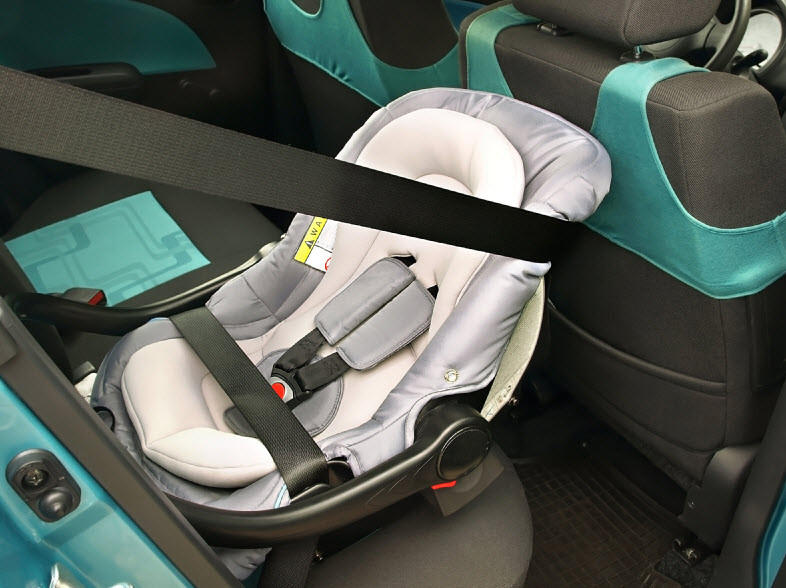 Child Passenger Safety Laws