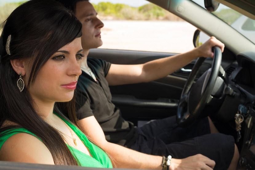 ridesharing service