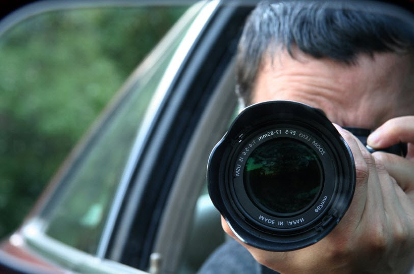 car insurance company spying on you
