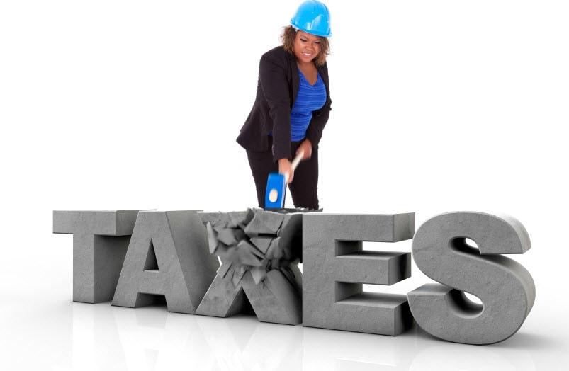 homeowners tax break