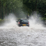 How to Safely Drive through Floods