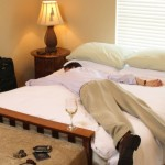 New Study Suggests that Inebriation Hampers Restful Sleep