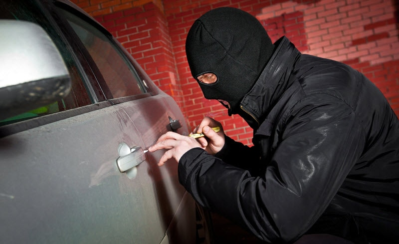 Don't Be a Victim of Car Theft