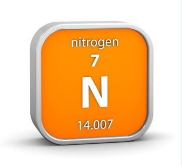 Tires with Nitrogen