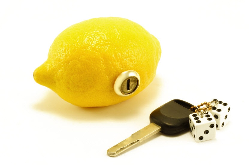 New car lemon