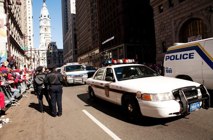 philadelphia police officer car insurance scam