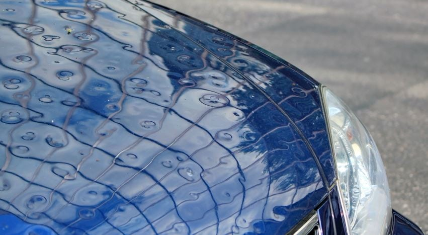 How To Handle Your Claim When Hail Damages Your Car