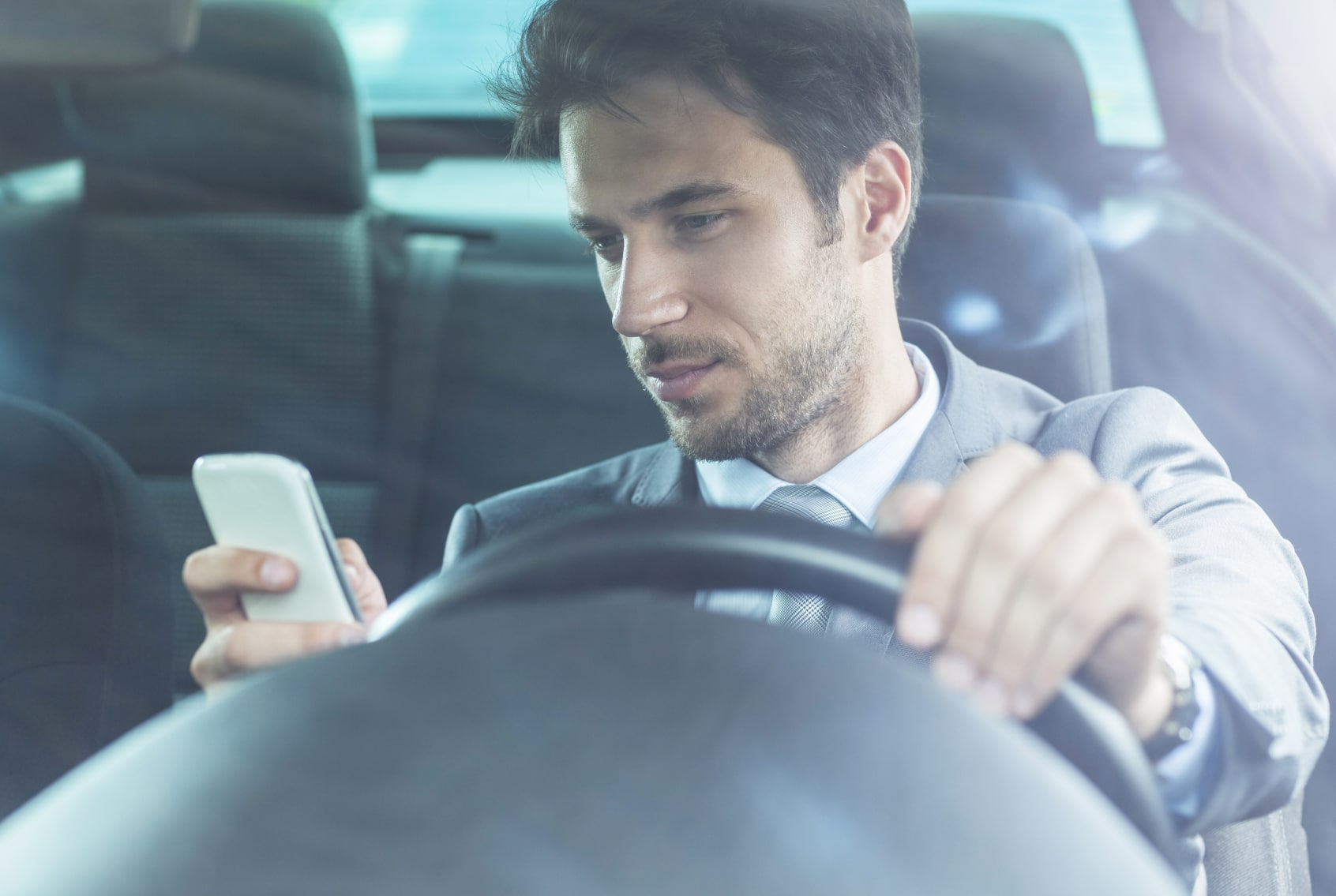 How Dangerous is Checking Your Phone on the Road?