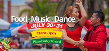 Looking for Some Summer Fun Try the 2016 Oxnard Salsa Festival