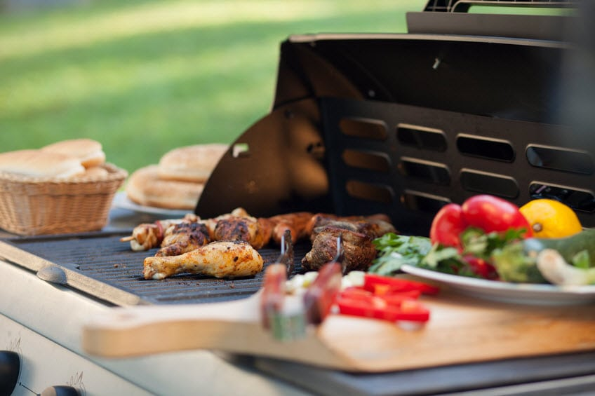 Summer's Here! 4 Tips to Stay Safe During Grilling Season