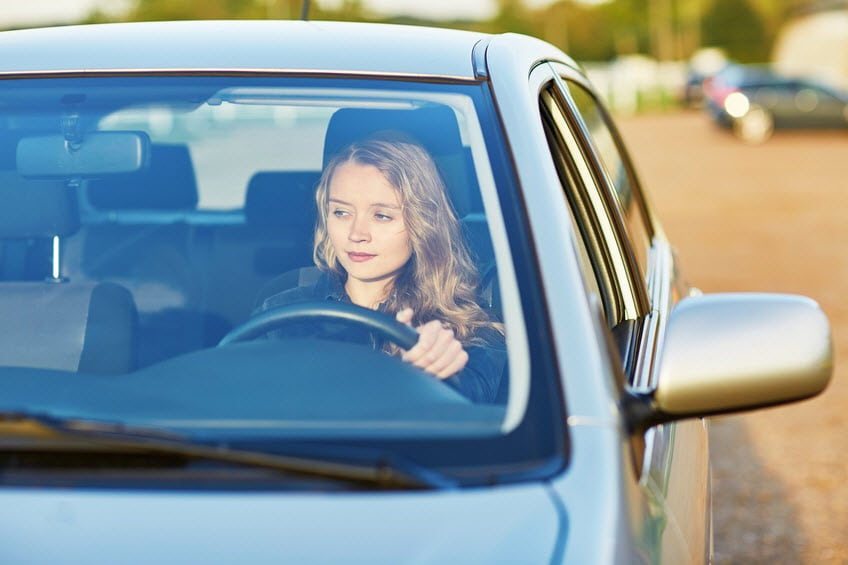 Teenager Five Pieces of Advice to Give Your Child Behind the Wheel