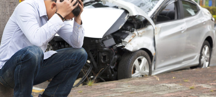 What to Expect When Your Car is Totaled