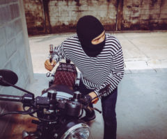 8 Motorcycle Anti-Theft Tips