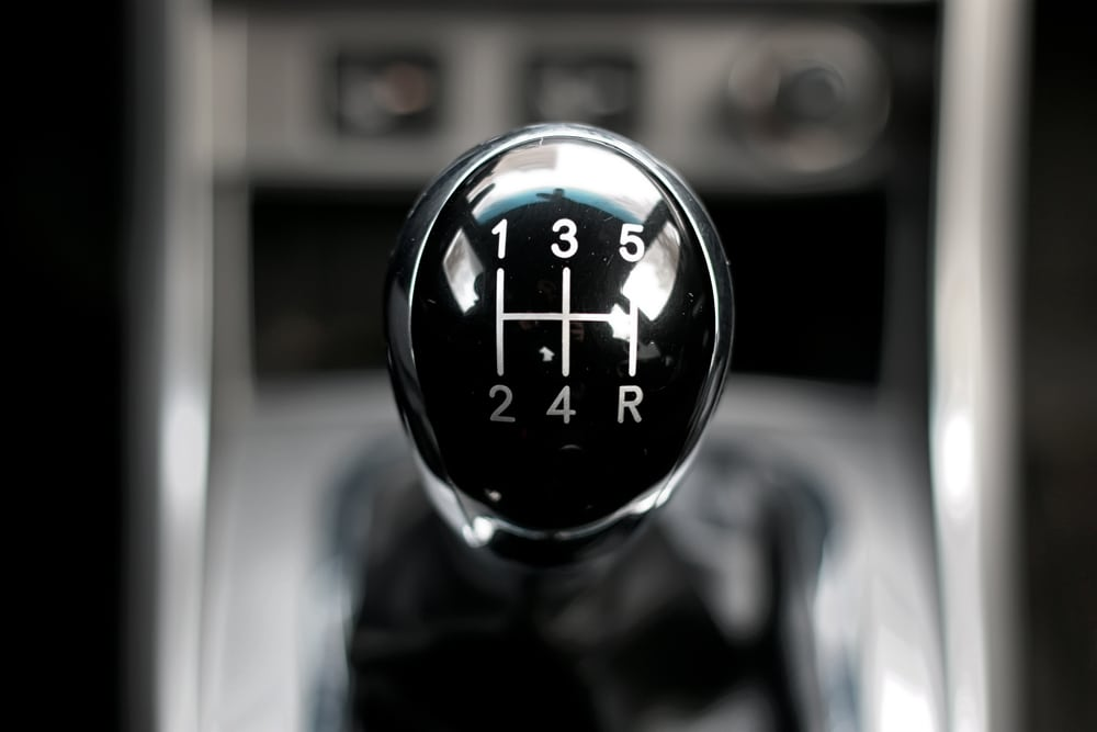 manual transmission stick how to drive